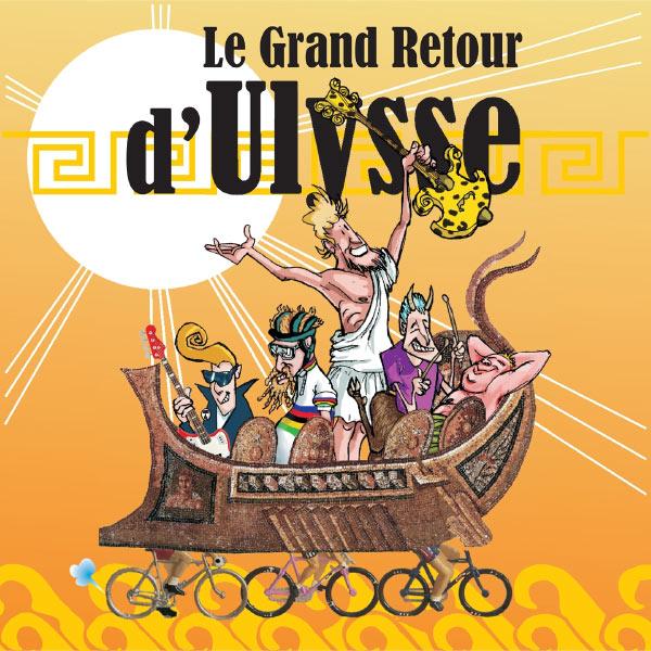 Le grand retour d'Ulysse - Culture Leuze