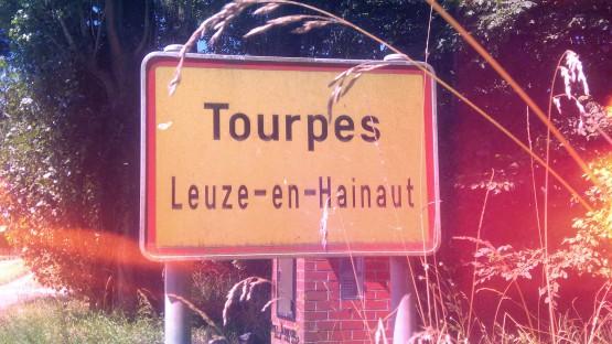 Panneau Tourpes