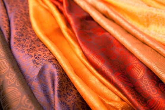Indian scarves