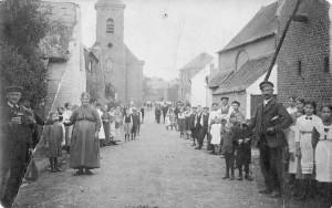 entre¦üe village